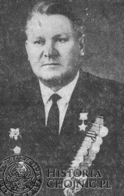 Wasilij Fiodorowicz Morozow - pułkownik Armii Radzieckiej (1913 - 1972).