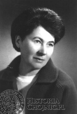 Zofia Łukowicz (1911- 2003)