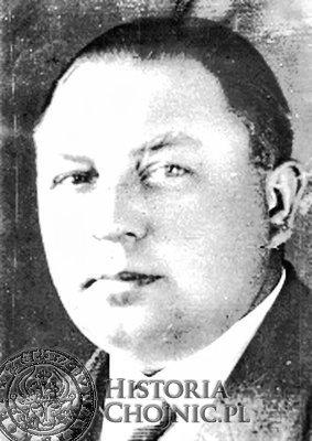 Alojzy Pruszak (1887 - 1939).