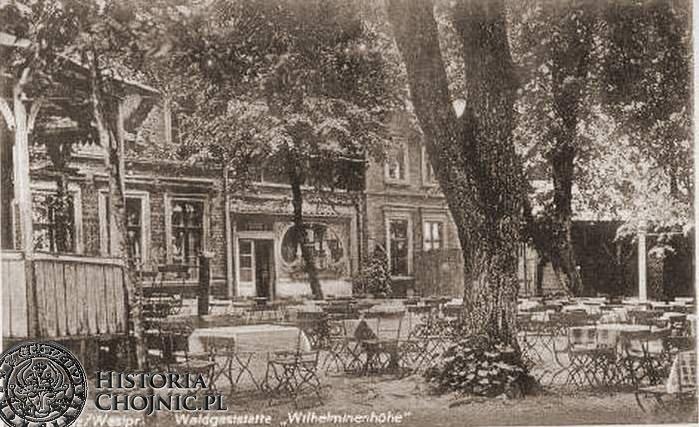 Restauracja Wilhelminka.