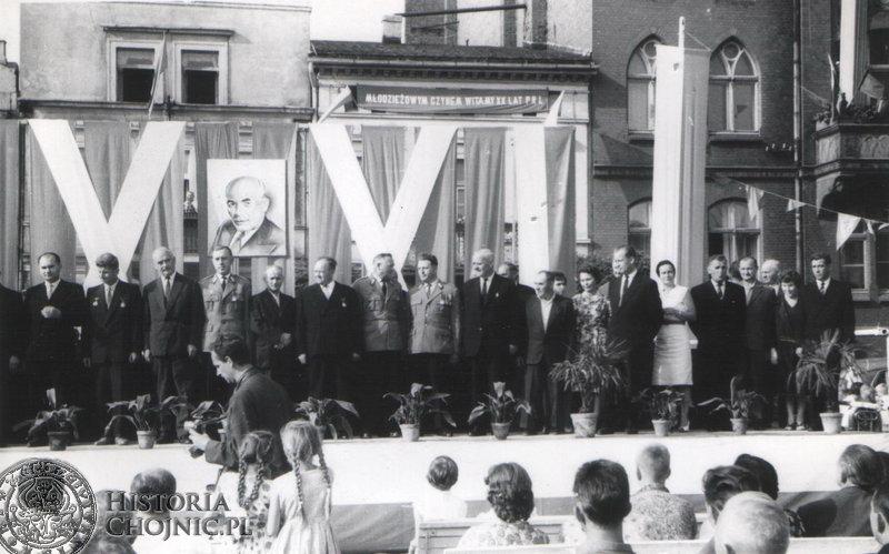 Obchody XX lecia PRL. 1965 r.