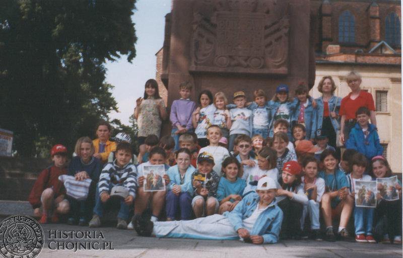 Lata 1991 - 2003. Wycieczka do Gniezna.