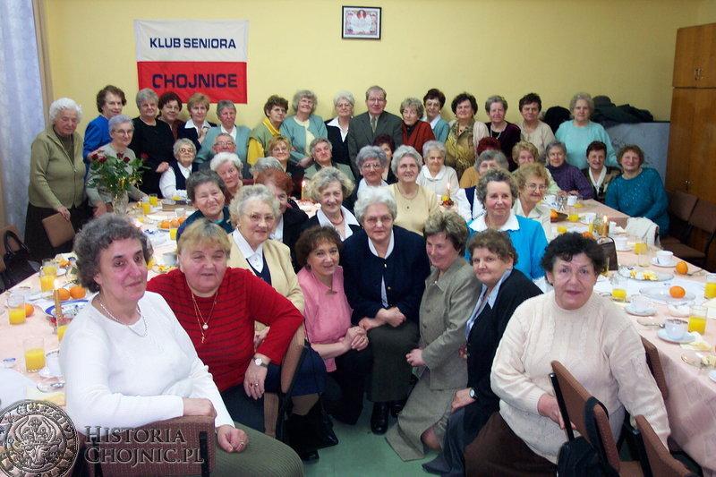 Klub Seniora przy Samorządzie Mieszkańców nr 7 w Chojnicach obchodził 10 lat swojej działalności.