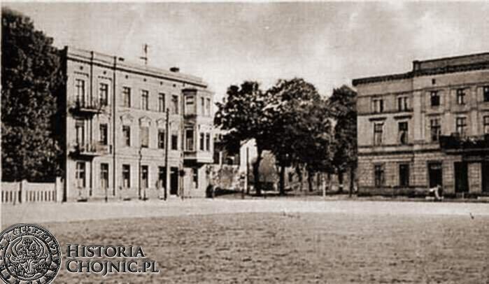 Plac Jagielloński.