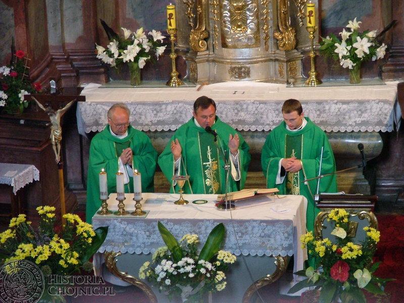 Dekretem biskupa pelplińskiego Jana Bernarda Szlagi została zniesiona funkcjonująca w naszym mieście od 30 lat parafia p.w. Zwiastowania Najświętszej Maryi Panny.