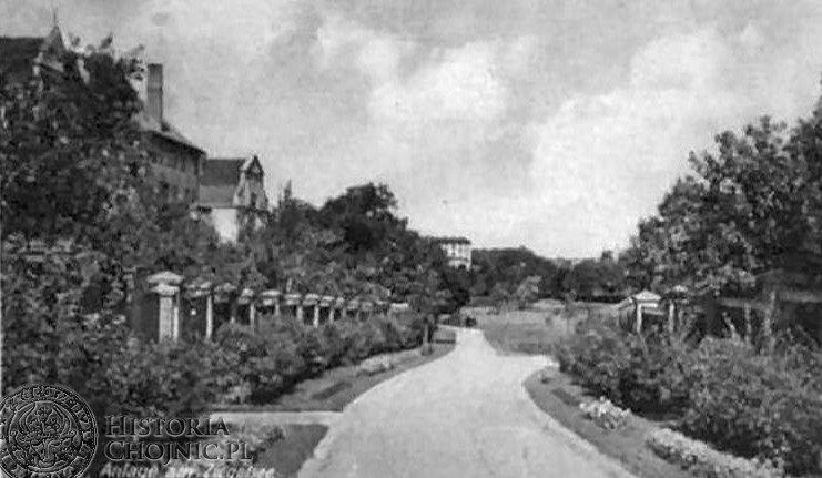 Ul. Cegielniana ok. 1943 r.