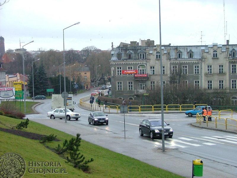 Skrzyżowanie ulic Gdańska – Wysoka – Swarożyca nie jest przepustowe i władze miasta planowaly to zmienić.