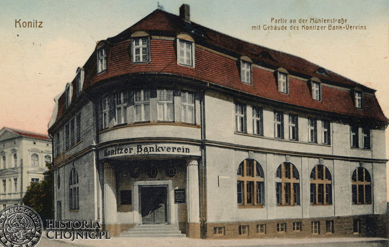 Bank Bankverein. Ok 1916 r.