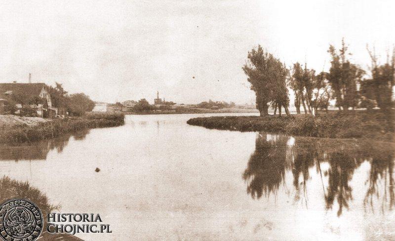 Jezioro Zakonne. Ok. 1910 r.