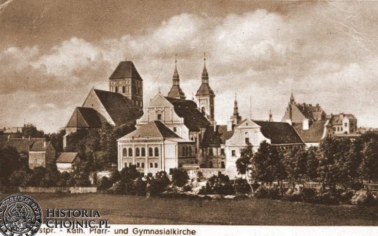 Panorama, ok. 1910 r.