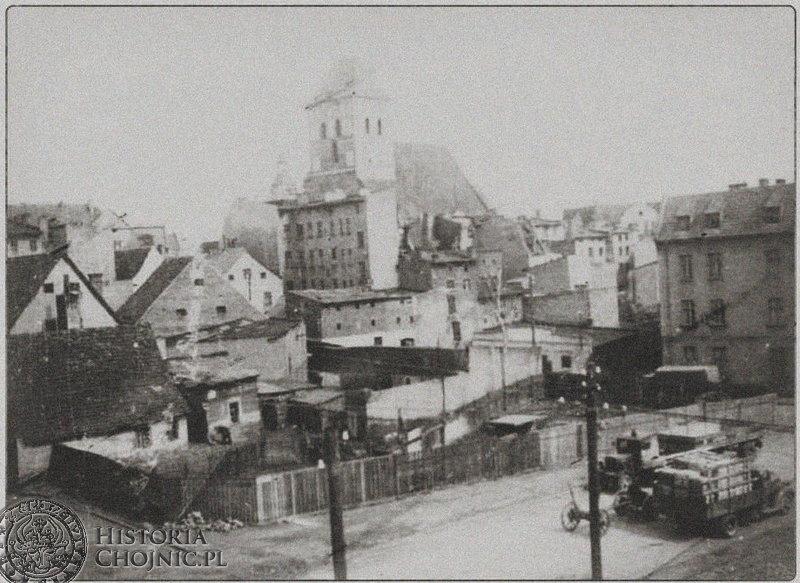 Chojnice 1939 r.