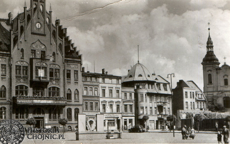 Rynek ok. 1957 r.