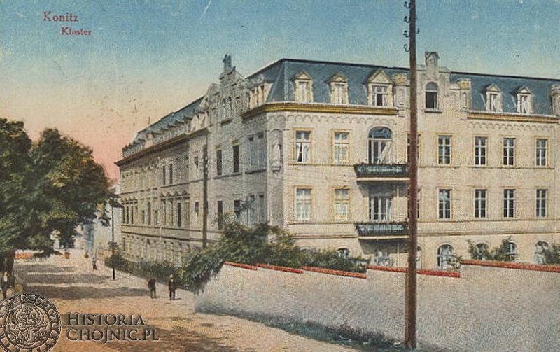 Zakład św. Boromeusza. Ok. 1915 r.