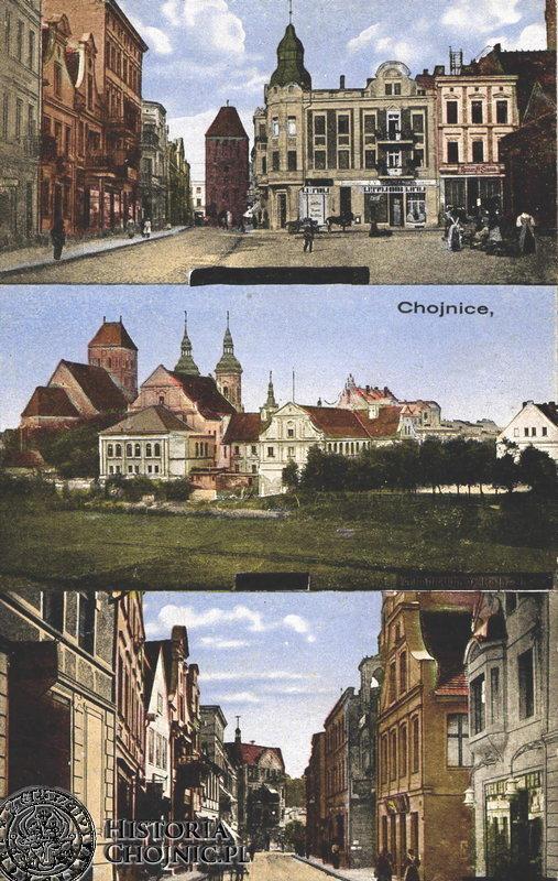 Ujęcia miasta. Początek XX w.