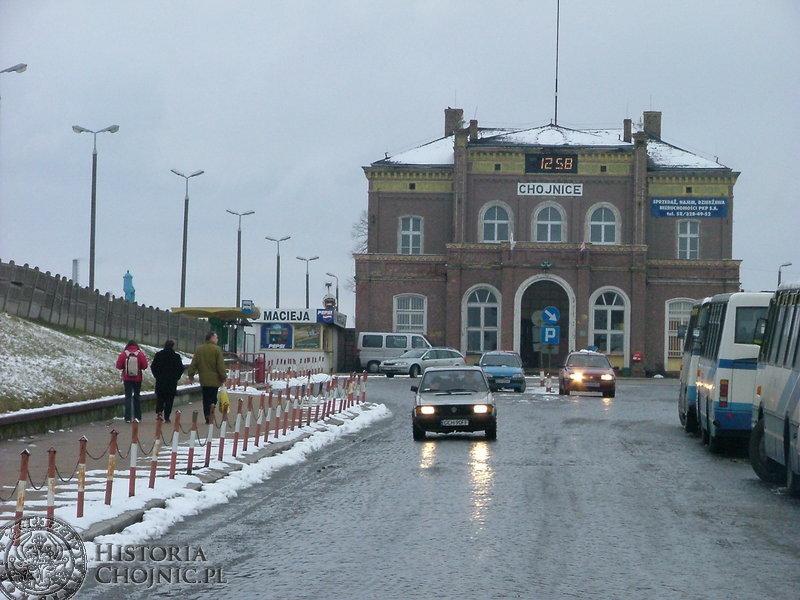 PKP zaproponowało, by miasto przejęło obiekt dworca kolejowego wraz z przyległym do niego placem manewrowym.