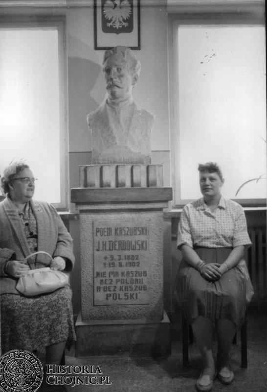 Córka i wnuczka poety. Posiadały obywatelstwo amerykanskie. Podczas odwiedzin w SP nr 5.