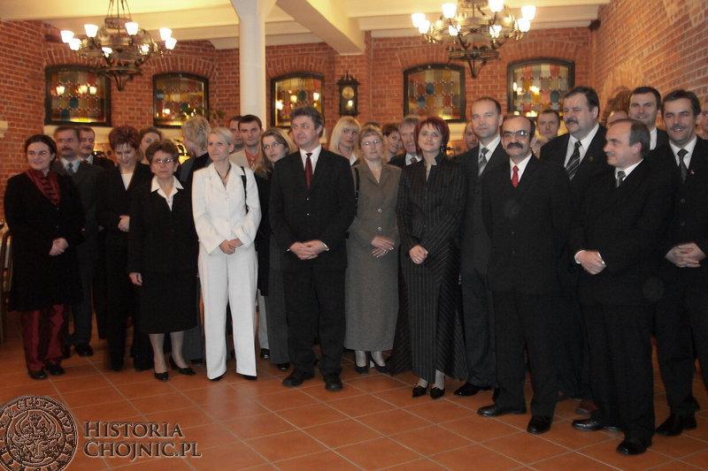 Pracownicy i przyjaciele Zakładów Mięsnych Skiba wspólnie świętowali osiągnięty sukces.