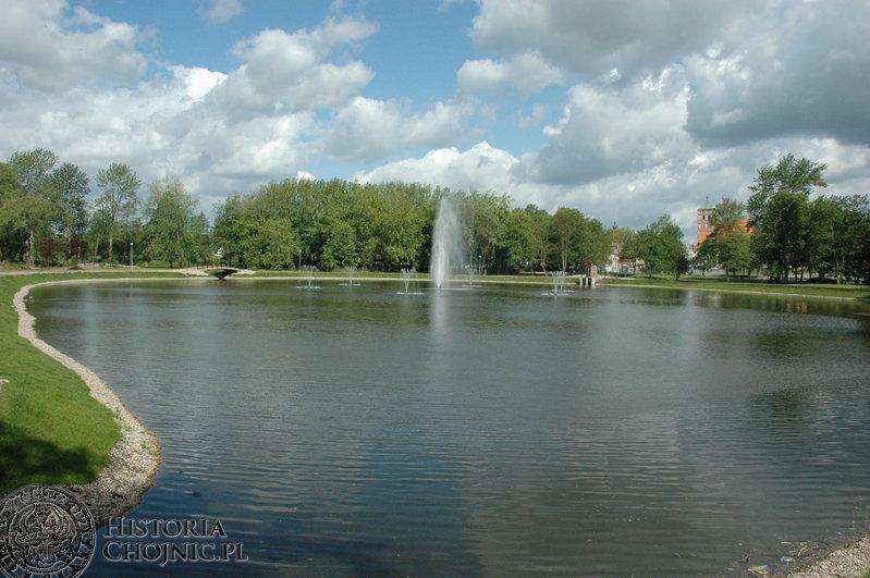 Rewitalizacja Parku 1000 - lecia.