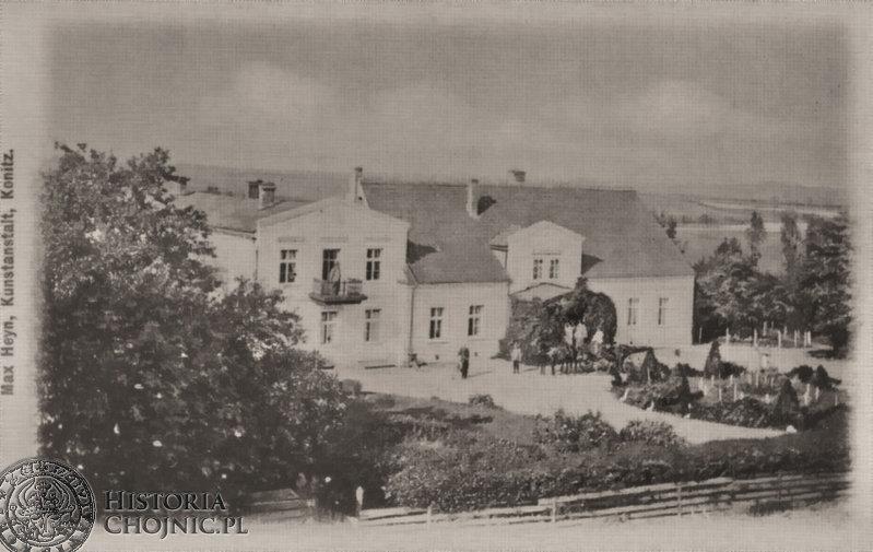 Wilhelmsplatz ok 1899 r.