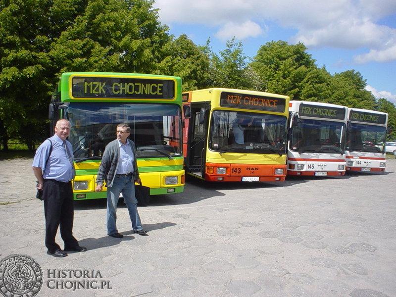 Tabor MZK wzbogacił się o nowe autobusy.