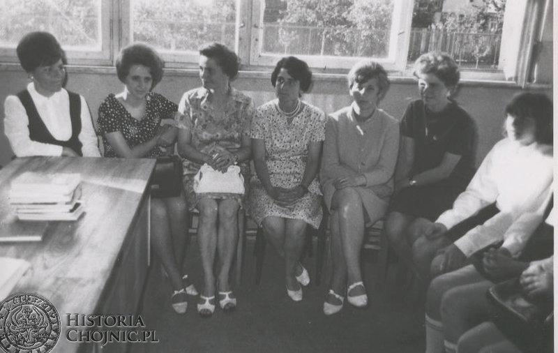 Nauczyciele - rok 1968 (9?)