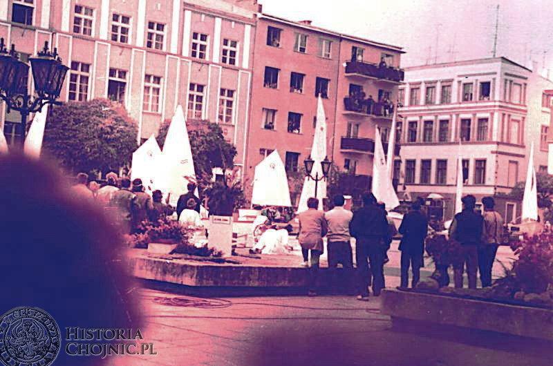 Telewizyjny Turniej Miast - październik 1986 r.