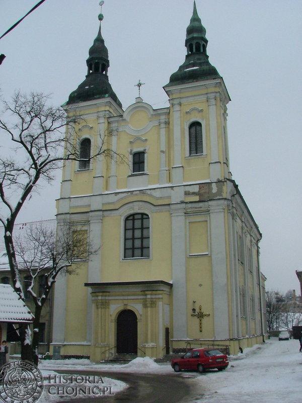 Miasto wspólnie z Kurią Biskupią aplikowało o środki na modernizację układu drogowego wokół kościoła gimnazjalnego i Bazyliki Mniejszej oraz o remont elewacji tych świątyń.