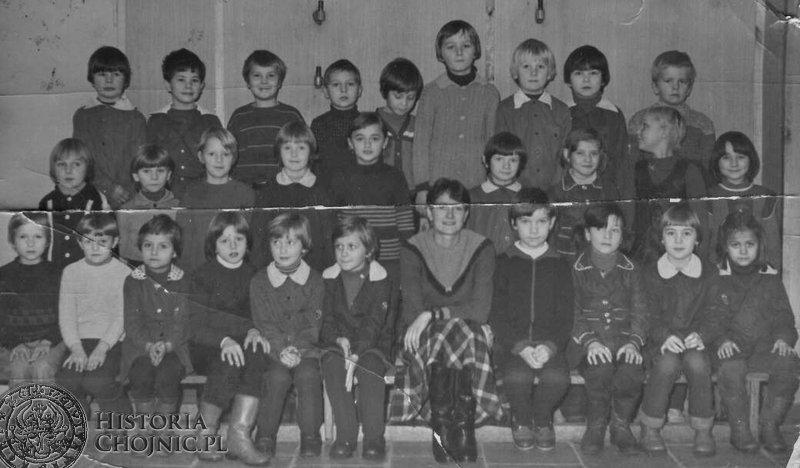 Lata 1970 - 1980.