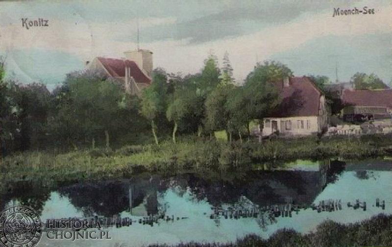 Konwikt i Dom Rybaka. Ok. 1909 r.