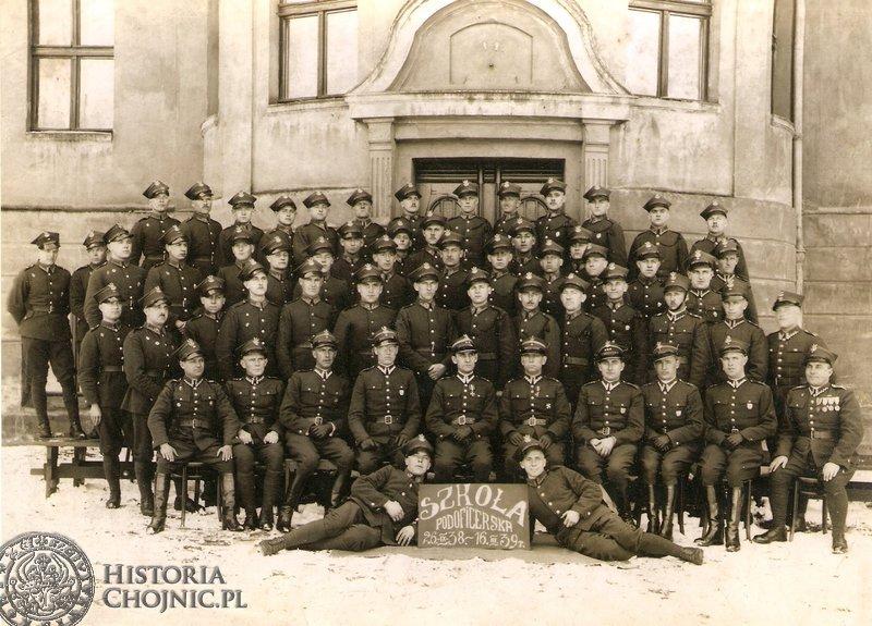 I Batalion Strzelców 1938/39. Zbiór prywatny.