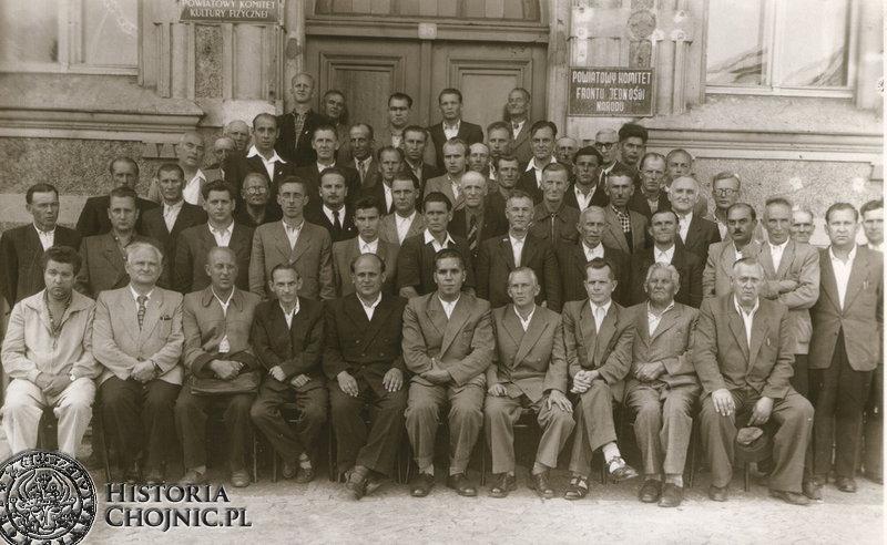 Pow. Rada Narodowa. Ok. 1960 r.