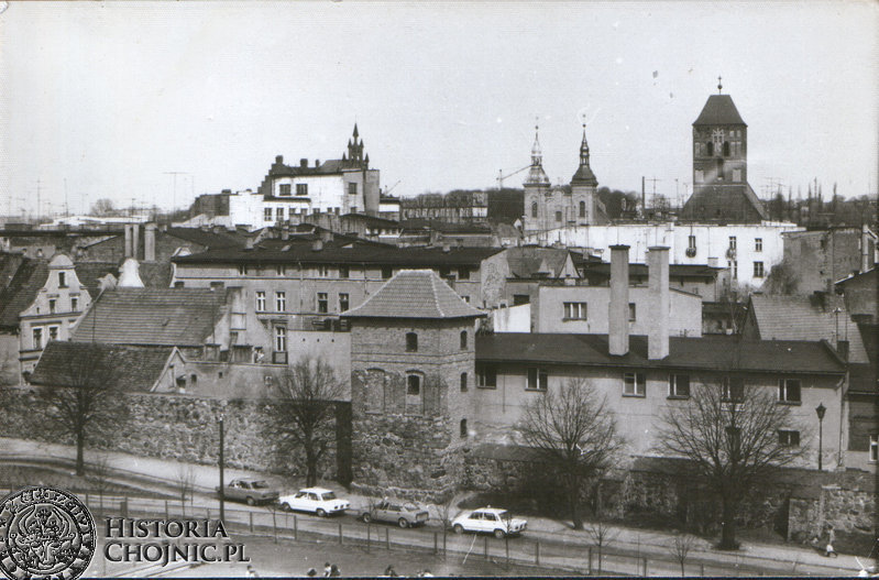 Panorama miasta. L. 70.