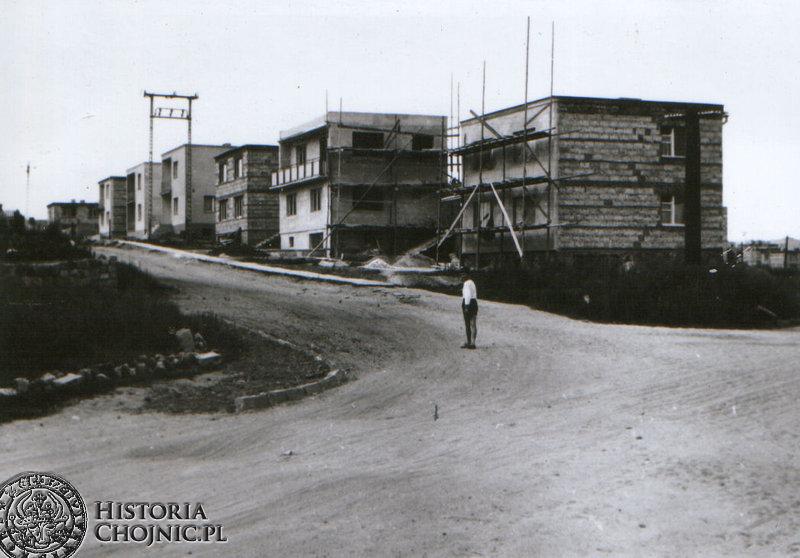 Ulica Żeromskiego. L. 70.