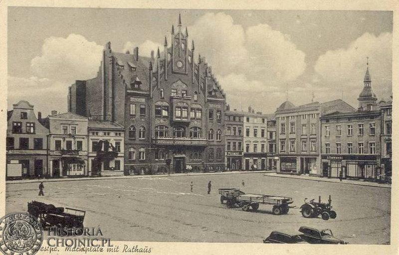 Rynek. 1941 r.