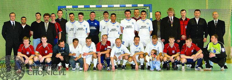 Najlepsza drużyna futsalu w Chojnicach i w Polsce przestała istnieć z powodu braku dofinansowania.