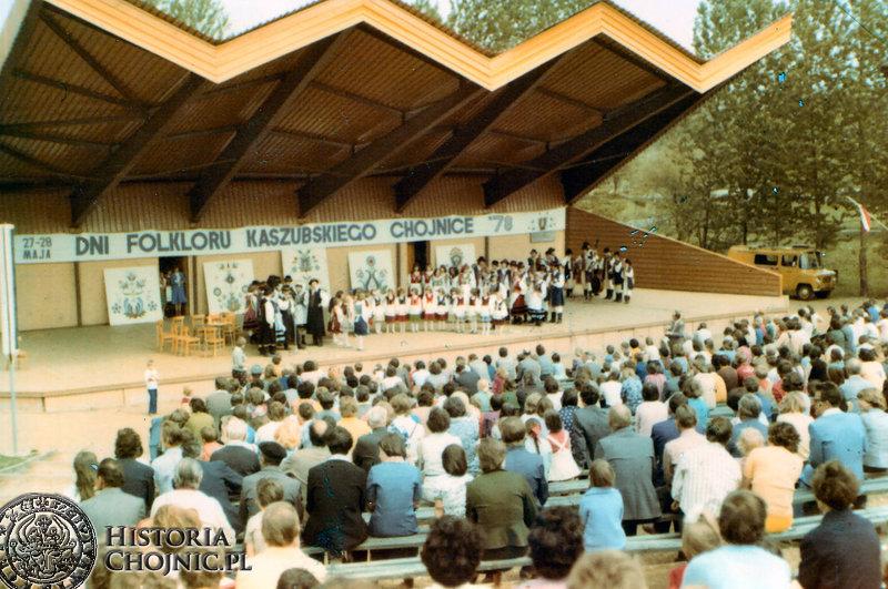 Amfiteatr - 1978 r.