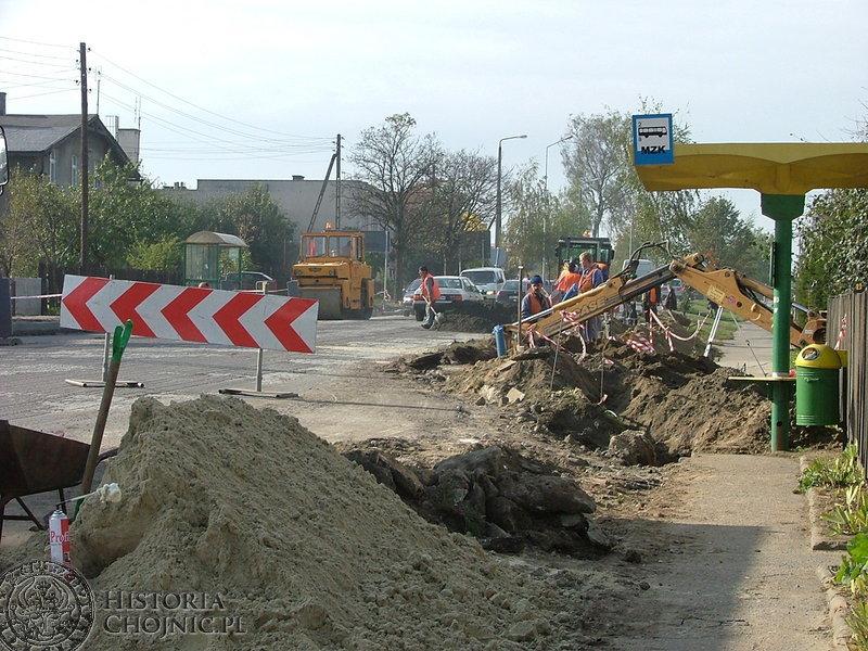 Generalna Dyrekcja Dróg Krajowych i Autostrad oddział w Gdańsku ustosunkowała się do propozycji mieszkańców i samorządowców związanych z przebudową skrzyżowania Gdańska – Tucholska – Towarowa.