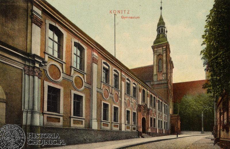 Gimnzajum. Ok. 1910 r.
