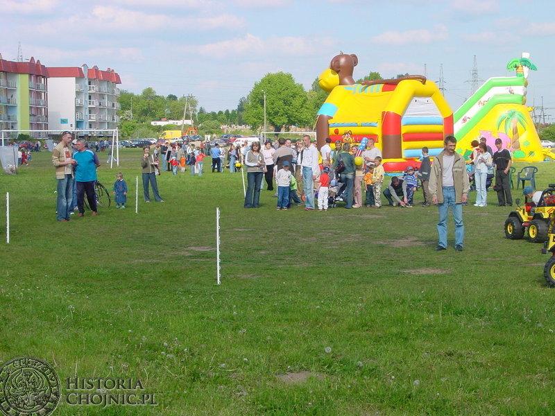 Z okazji 10 lecia firmy Polipol zakład zorganizował festyn rodzinny dla swoich pracowników.