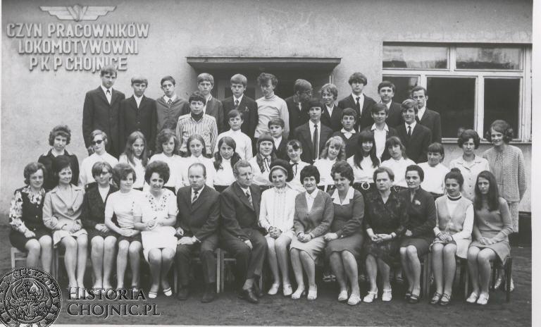 Lata 1970 - 1980. VIII c