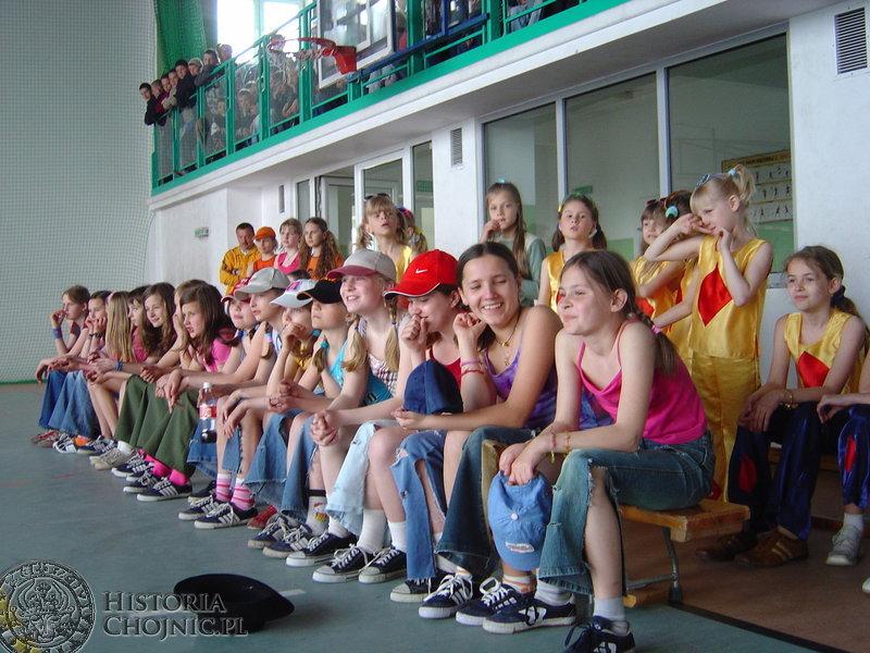 W Szkole Podstawowej nr 5 w Chojnicach odbył się pierwszy międzyszkolny konkurs tańca. Skierowany był do uczniów podstawówek.