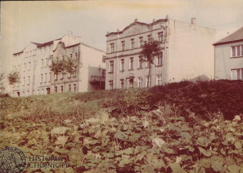 Kamienice przy ul. Strzelckiej. L. 80.