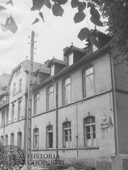 Budynek Szkoły Podstawowej nr 3. L. 60.
