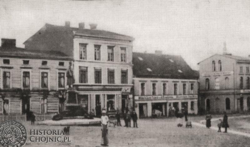 Wilhelmsplatz. Ok. 1910 r.