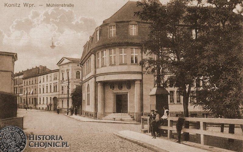 Fragment ul. Młyńskiej.