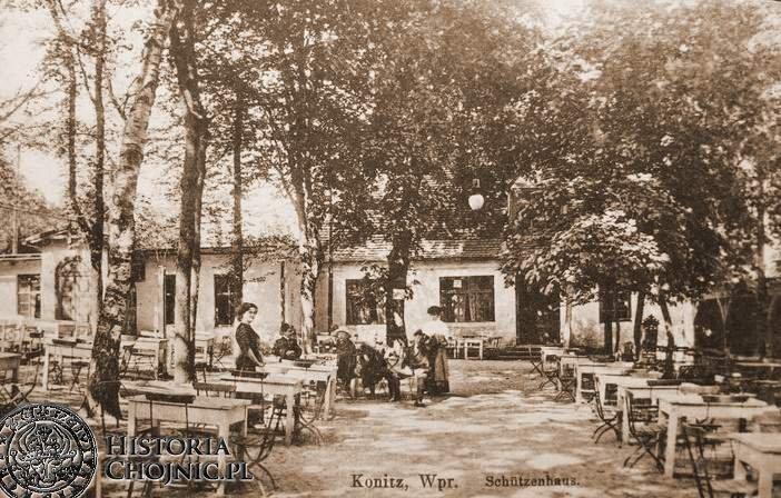 Restauracja Wihelminka.
