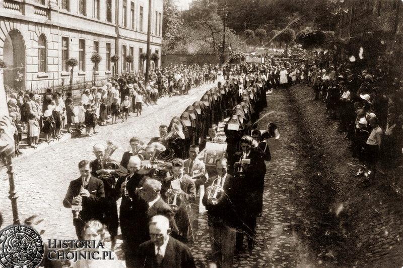 50 lecie jubileuszu zakladu św. Boromeusza. 24.05.1936 r.