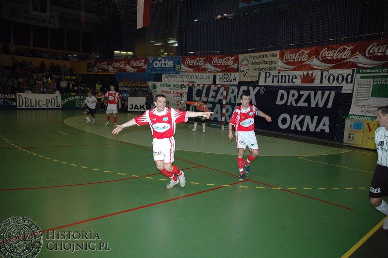 Holiday Zycie Chojnic rewelacją w ekstraklasie futsalu.