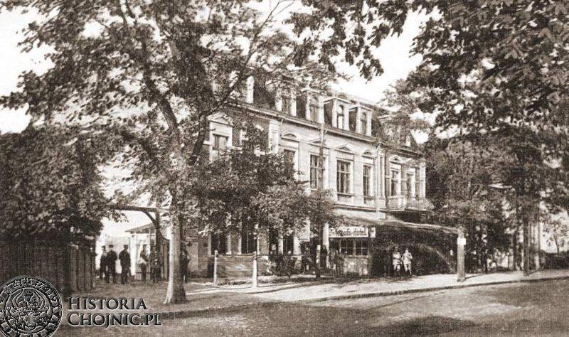 Hotel Dworcowy.