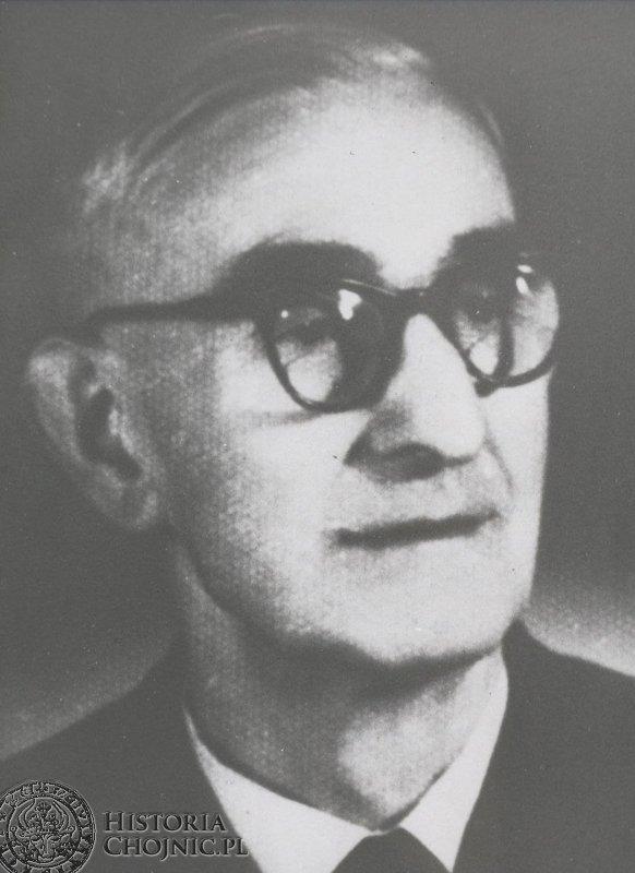 L. Czapiewski, nauczyciel dyrektor szkoły.